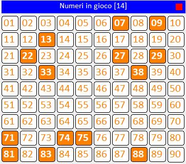 sistema 10 e lotto